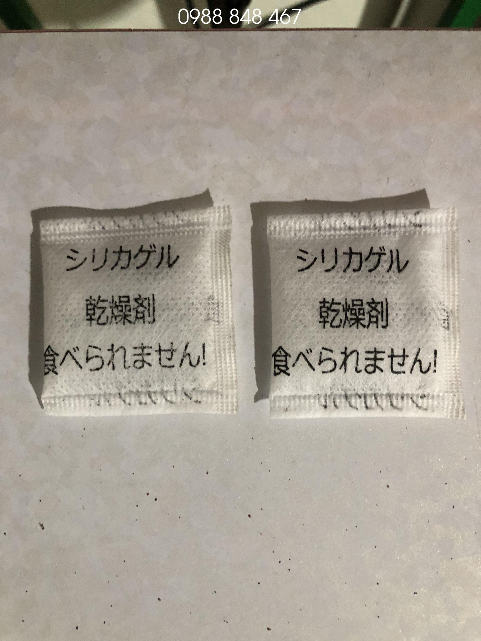 Gói hút ẩm - Loại 5g Tiếng Nhật