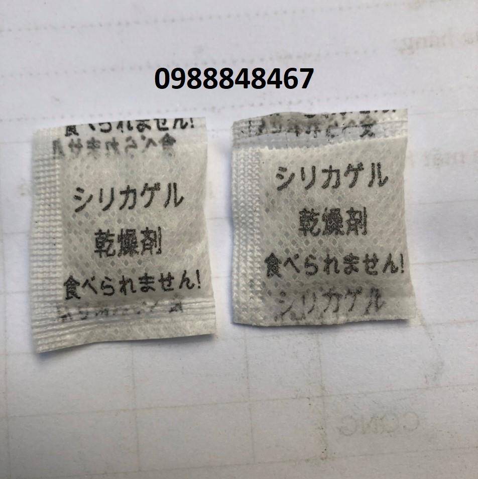 Gói chống ẩm - Loại 1g Tiếng Nhật